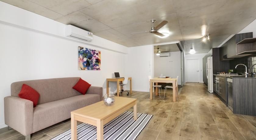 Direct Hotels - Pavilion on Brookes - 1 bedroom Apartment