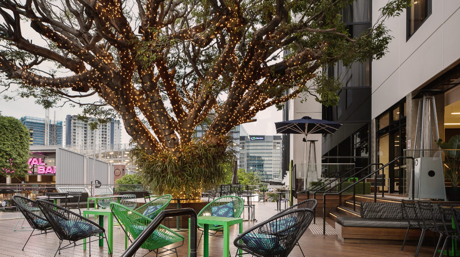 Rydges Fortitude Valley - Bar UPDATE
