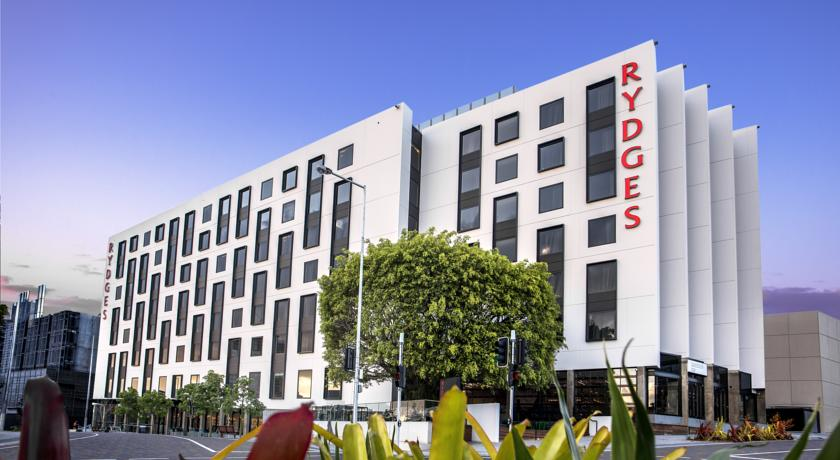 Rydges Fortitude Valley - Exterior