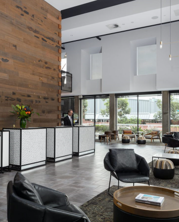 Rydges Fortitude Valley - Reception UPDATE