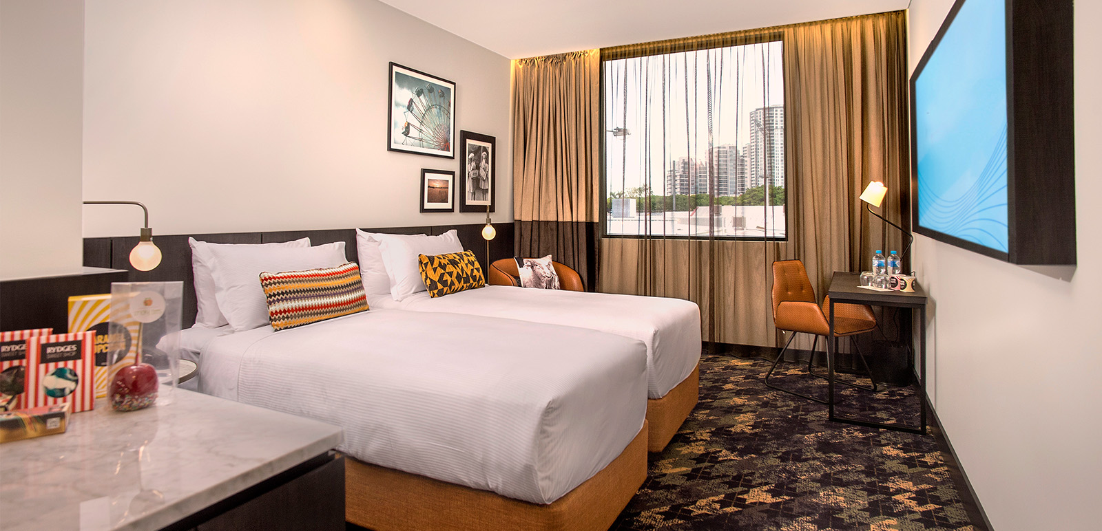 Rydges Fortitude Valley - Superior Twin Room